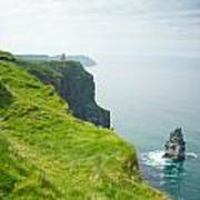 Cliff Of Moher 24 Art Print