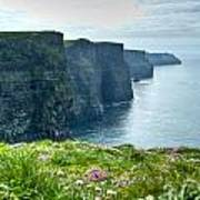 Cliff Of Moher 33 Art Print