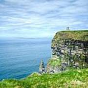 Cliff Of Moher 34 Art Print