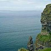 cliffs of Moher 36 Art Print