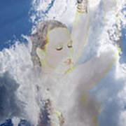 Cloud Dancer Art Print