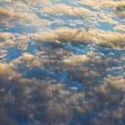 Cloud Imagery Art Print