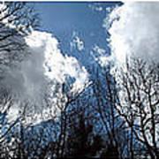 Cloud Panorama Art Print