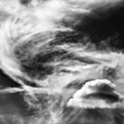 Cloudscapes Series 2 #40 Art Print