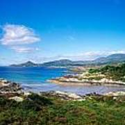 Co Kerry, Ring Of Kerry, Castlecove Art Print
