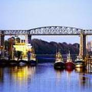 Co Louth, Drogheda And River Boyne Art Print