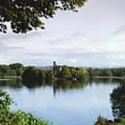 Co Roscommon, Lough Key Art Print