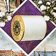 Coats Thread, C1880 Art Print
