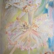 Coffee Fairy Art Print