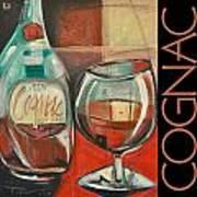Cognac Poster Art Print