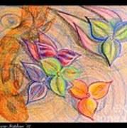Coi Pond Art Print