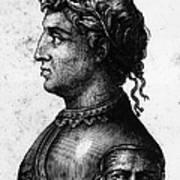Cola Di Rienzo (1313-1354) Art Print