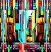 Color Me New Art Print