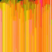 Color Tones 2  Art Print