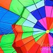 Color Wheel Take 2 Art Print