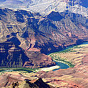 Colorado River IIi Art Print