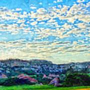 Colorado Skies 1 Art Print