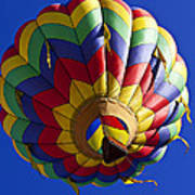 Colorful Balloon Art Print