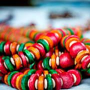 Colorful Jewellery Print by Ankit Sharma