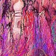 Colors Of India Art Print