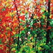 Colors Of October Art Print