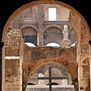Colosseum 2 Art Print