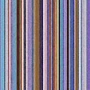 Comfortable Stripes Ll Art Print