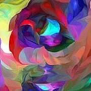 Coming To Consciousness Art Print