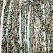 Commercial Fishing Net Art Print