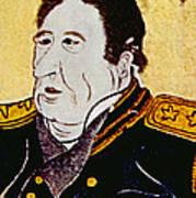 Commodore Matthew C. Perry 1794-1858 Art Print