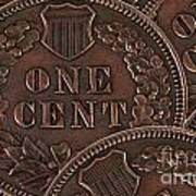 Common Cents Art Print