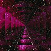 Computer Space Image Art Print