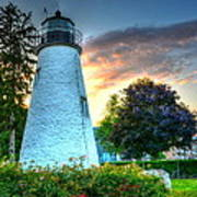 Concord Point Lighthouse 2 Art Print