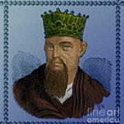 Confucius, Chinese Philosopher Art Print