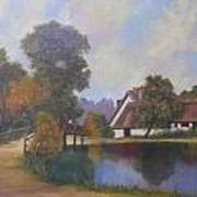 Constable Country Art Print
