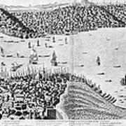 Constantinople, 1713 Art Print