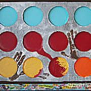 Containment - 2012 Art Print