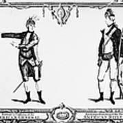 Continental Army Art Print