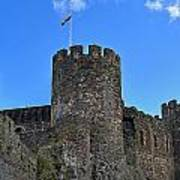 Conwy Castle 01 Art Print