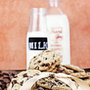 Cookies And Cream Art Print
