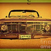 Cool Impala Art Print