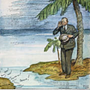 Coolidge: Nicaragua, 1928 Art Print