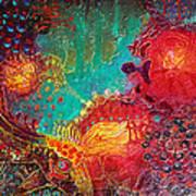 Coral World Art Print