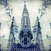 Cordoba Church Argentina Art Print