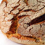Corn Bread Art Print