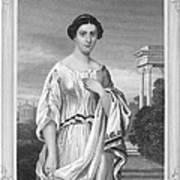 Cornelia (fl. 2nd Century Art Print