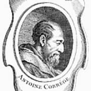 Correggio (c1489-1534) Art Print