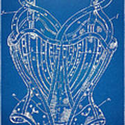 Corset Patent Series 1905 French Art Print