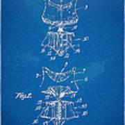 Corset Patent Series 1907 Art Print