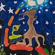 Cosmic Ancestry Art Print